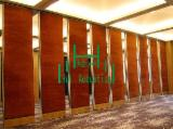 null - Acoustic Folding Screen Room Divider Partition for Hotel/Restaurant