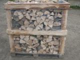 Firewood, Pellets And Residues - Dry Alder / Ash / Maple Firewood