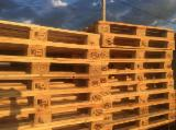 Pallets and Packaging  - Fordaq Online market - Any  Euro Pallet - Epal Romania