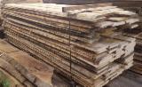 硬木木材 - 注册查看最好的木制品 - 毛边材-木材方垛, 白色灰, PEFC/FFC
