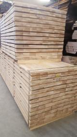 null - PEFC Brown Ash Planks 27/32 mm