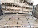 Hardwood  Sawn Timber - Lumber - Planed Timber - White oak strips FJ FSC 100%