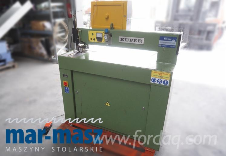 KUPER-FW---J920-Furnier---Furnier-Splicer
