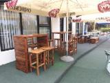 Compra Y Venta B2B De Mobiliario Para Restaurantes, Hoteles, Escuelas - Venta Mesas De Barra Diseño Madera Dura Europea Roble Croacia