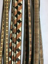 Veneer And Panels Asia - Natural Inlay Strip Wood Veneer for Decoration and Furniture