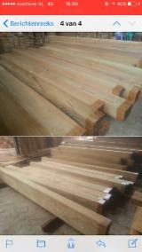 Beams Sawn Timber - Burmese Teak Beams 1-5