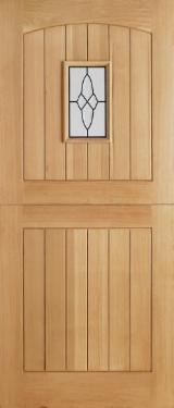 Holzkomponenten, Hobelware, Türen & Fenster, Häuser Asien - Türen, Sperrholz, Echtholzfurnier