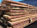 Softwood  Unedged Timber - Flitches - Boules For Sale - Pine Loose Boards 50 mm