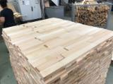 Hardwood  Sawn Timber - Lumber - Planed Timber - Tilia Squares A 22;27;30;35;47;53 mm