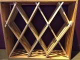 Kitchen Furniture - Spruce Wine Stand