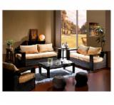Living Room Furniture - Hyacinth Acacia Living Room Sofa Set