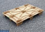 Drewniane Palety Na Sprzedaż - Kup Palety Z Całego Świata Na Fordaq - Palety Z Prasowanego Drewna, Dowolne