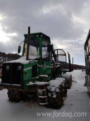 Used-Skogjan-2001-Forwarder