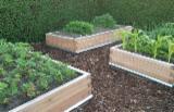 Meubels En Tuinproducten - Acacia, Bloempot - Planter