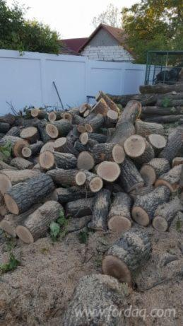 Wholesale Acacia, Oak Firewood/Woodlogs Cleaved Romania