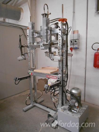 Gebraucht-Camam-ST-1C-4G-2011-Rahmenpresse-Zu-Verkaufen