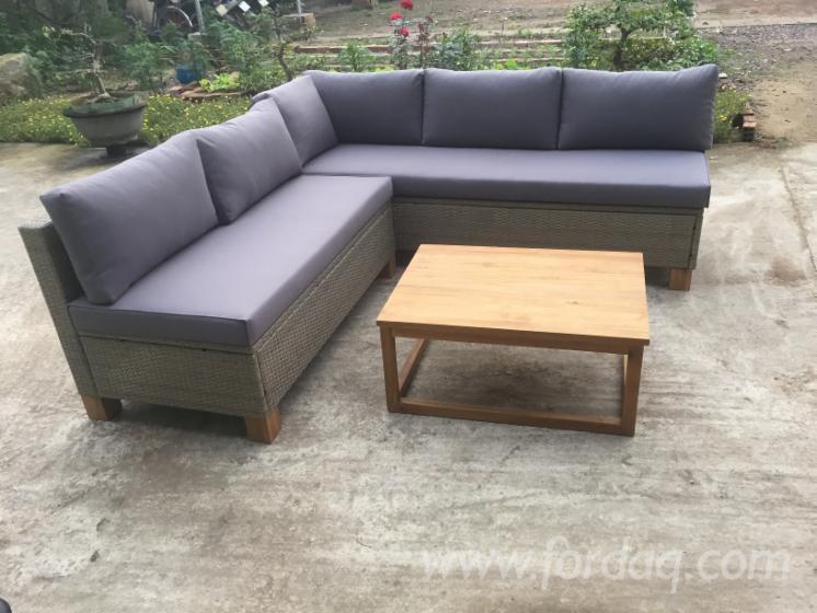 ensemble jardin cool le salon ferm with ensemble jardin. Black Bedroom Furniture Sets. Home Design Ideas