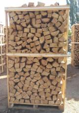 Energie- und Feuerholz - Buche, Hain- Und Weissbuche Brennholz Gespalten