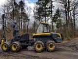 Almanya - Fordaq Online pazar - Toplayıcı (harvester) Ponsse  Ergo 8w / 1452 H Used 2016 Almanya