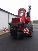 null - Gebruikt Komatsu 931.1 / 7786 H 2013 Harvester Duitsland