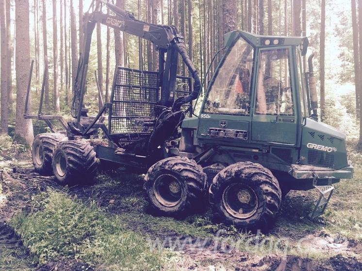Used-Gremo-950F-2006-Forwarder