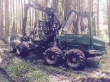 Forstmaschinen Forwarder - Gremo Rückezug