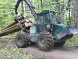 Forstmaschinen Knickschlepper - Forstschlepper Noe KL100