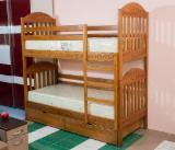 Muebles Europa - Venta Conjuntos De Dormitorio Tradicional Madera Dura Europea Fresno Blanco, Roble Moldavia