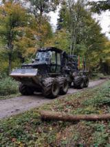 Forest & Harvesting Equipment - Used Ritter R220-8R 2016 / 1100h Forwarder