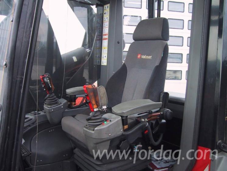 Used-Valmet-911-3-2007---9600h-Harvester