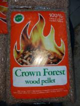 Sunflower Husk Briquets - Beech pellet