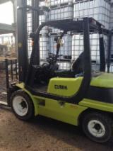 Clark Woodworking Machinery - Used Clark Forklift For Sale Romania