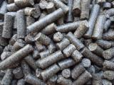 Firewood, Pellets And Residues Sunflower Husk Pellets - Sunflower Husk Pellets 8 x 10 mm