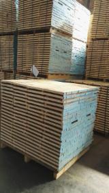 Laubschnittholz, Besäumtes Holz, Hobelware  Zu Verkaufen Italien - Parkettfriese, Esche