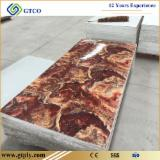3.6 mm PVC Marble Sheet Wall Decoration