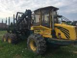 Forest & Harvesting Equipment For Sale - Used HSM 208 F / 12965 H 2006 Forwarder Germany