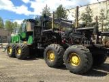 Forest & Harvesting Equipment For Sale - Used John Deere 1910 E Forwarder