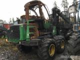 Forstmaschinen Forwarder - Gebraucht John Deere 1010 E 2009 Forwarder Schweden