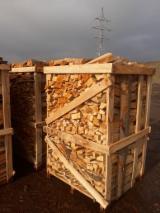 Energie- Und Feuerholz Holzabfälle Borten - Buche Holzabfälle/Borten 30-80 mm