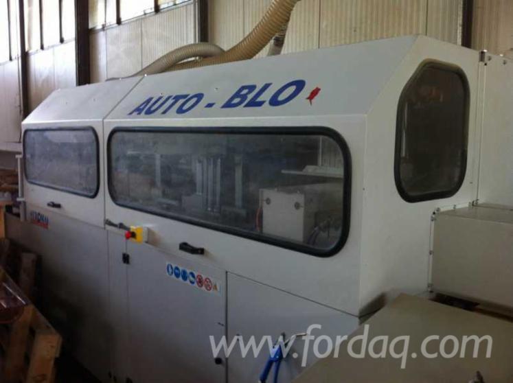 Vand-CNC-Centru-De-Prelucrare-Stromab-Auto-Blox-Second-Hand