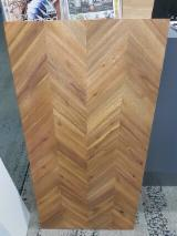 Buy Or Sell Wood Table Tops - Worktops - Countertops - Acacia Herringbone FJ Table Top