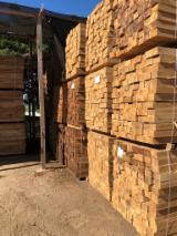 Hardwood  Sawn Timber - Lumber - Planed Timber USA - Teak Squares 1-6