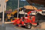 Cippatrici E Impianti Di Cippatura - Vendo Cippatrici E Impianti Di Cippatura Teknamotor Skorpion 250 SDT Usato Romania