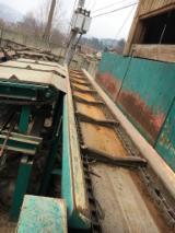 Cambio Woodworking Machinery - Cambio 66 Log Debarker