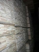 Sawn And Structural Timber Italy - White Ash Edged Planks 26, 32, 50 mm