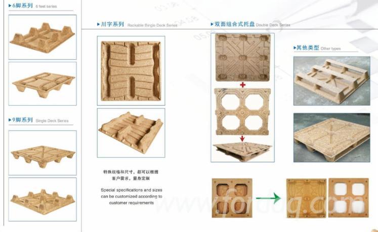 Vendo-Pallet-Di-Presswood-Reciclato---Usato-In-Buono-Stato-Jiangsu-Province