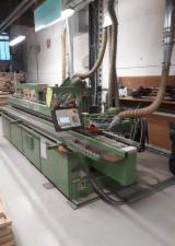 Sander For Working Edges, Rebates And Profiles - Used Heesemann UKP 20 1990 Sander For Working Edges, Rebates And Profiles For Sale Germany