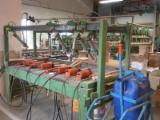 Find best timber supplies on Fordaq - Vertical piston press