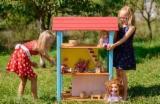 Jucării Din Lemn - Casuta din lemn pt papusi - mare - 400 lei