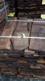 Black Walnut unedged 27 mm SHORTS